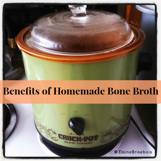 benefits of homemade broth